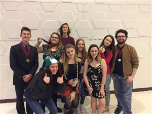 Absegami High School Forensics