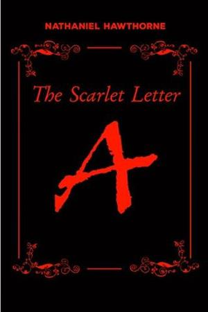 Cover of Scarlet Letter